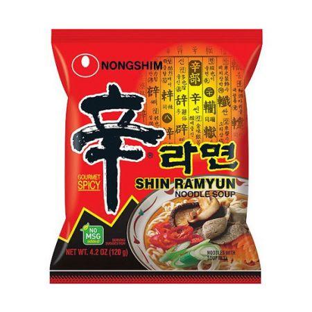 Shin Ramyun 4.23oz(120g) 16 Packs