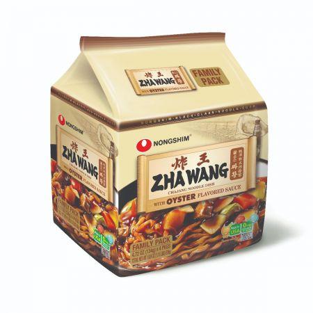 Zha Wang 4.72oz(134g) 4 Packs