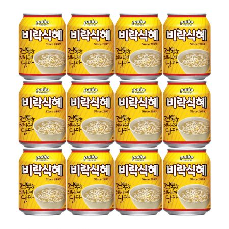 Virac Fermented Rice Punch 8.04oz(238ml) 12 Cans