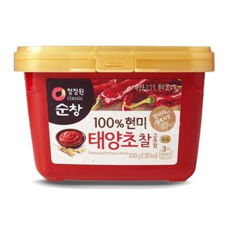 Sunchang Gochujang Hot Pepper Paste 1.1lb (500g)