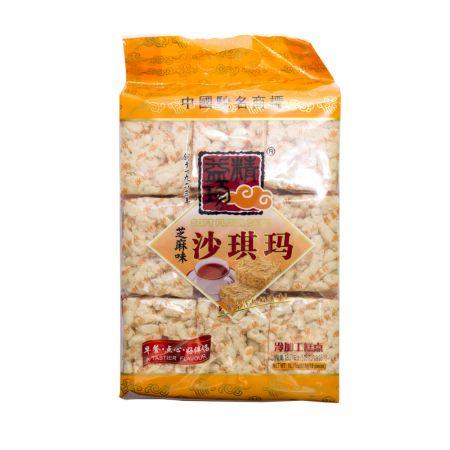 Sachima Sesame Flavor Soft Flour Cakes 18.27oz(518g)