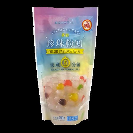 Color Tapioca Pearl 8.8oz(250g)