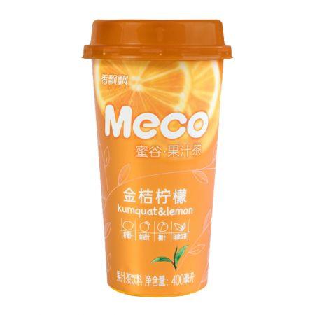 Meco Kumquat&Lemon Tea 13.52 fl.oz(400ml)