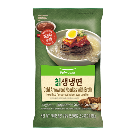 Cold Arrowroot Noodles with Broth 36.3oz(1.03kg)
