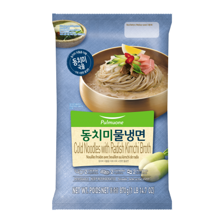 Cold Noodles with Radish Kimchi Broth 30.6oz(870g)
