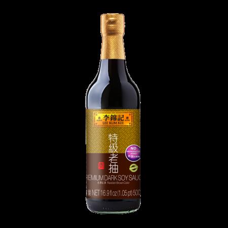 Premium Dark Soy Sauce 16.9 fl.oz(500ml)