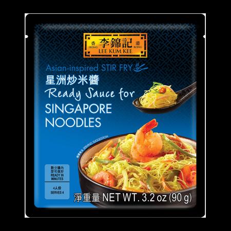Ready Sauce for Singapore Noodles 3.2oz(90g)