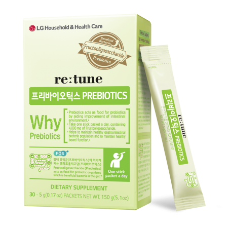Prebiotics 0.17oz(5g) x 30 Packets