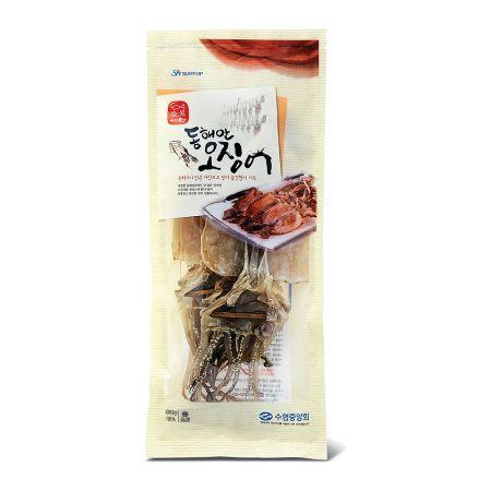 BadaAechan Dried Squid 3 Pcs 7.41oz(210g)