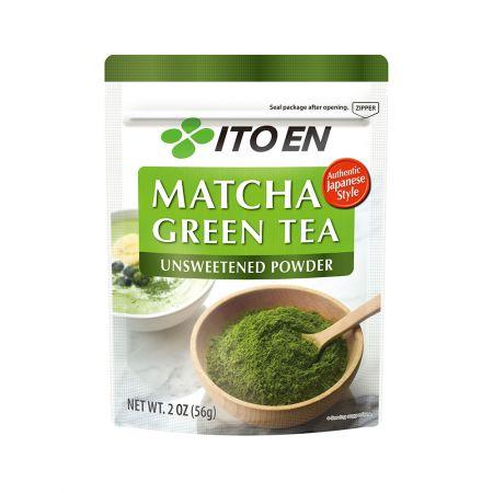 Matcha Green Tea Powder Unsweetened 2oz(56g)