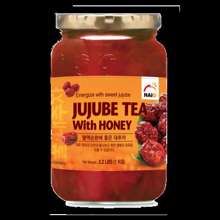Jujube Tea with Honey 2.2lb(1kg)