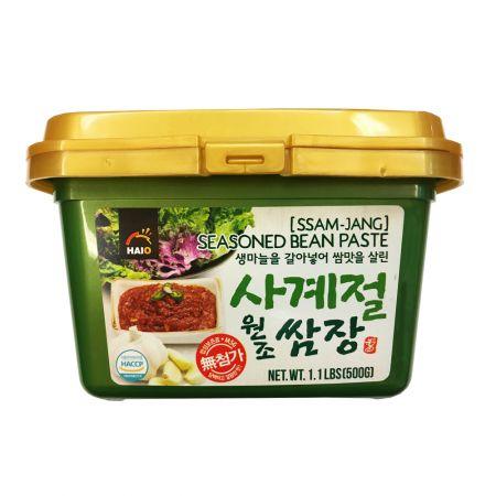 Seasoned Bean Paste 1.1lb(500g)