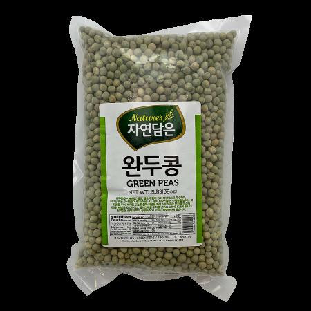 Green Peas 2lb(907g)