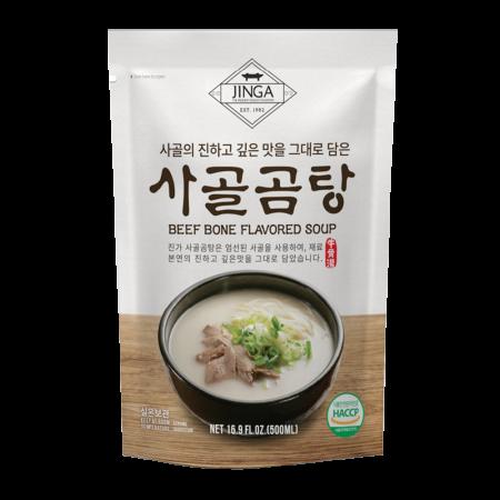 Beef Bone Soup 16.9 fl.oz(500ml)