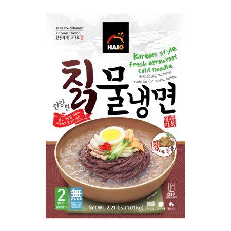 Korean Style Fresh Arrowroot Cold Noodle 2.21lb(1.01kg)