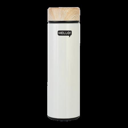 Skinny Tumbler White 15.2oz(450ml)