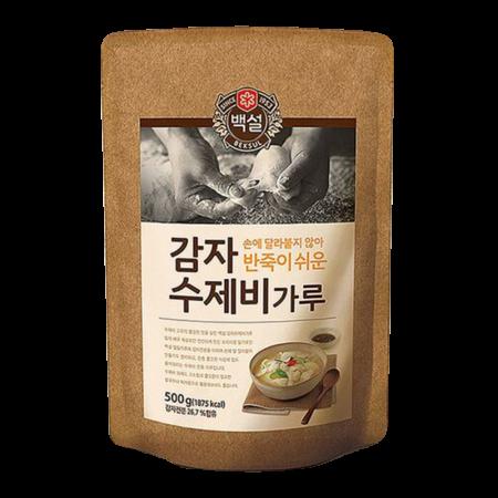 Potato Starch Flour Mix For Dough Flakes 1.1lbs(500g)
