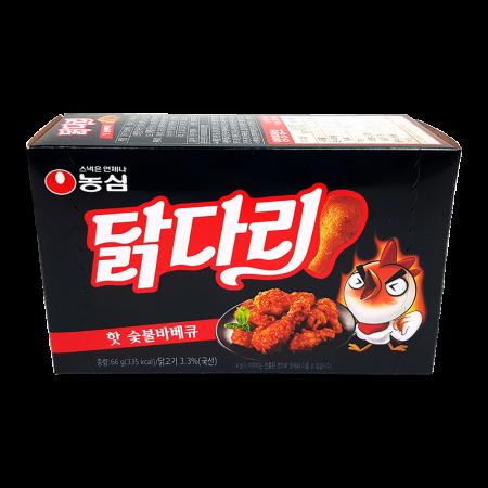 Hot BBQ Chicken Flavor Snack 2.32oz(66g)
