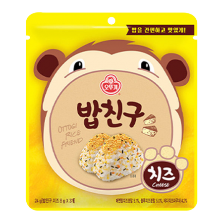 Rice Seasoning Cheese Flavor 0.84oz(24g)