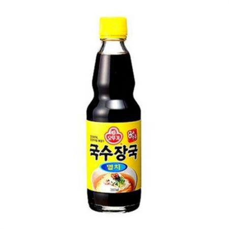 Anchovy Noodles Sauce 12.17oz(360ml)