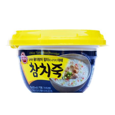 Tuna Rice Porridge 10.05oz(285g)