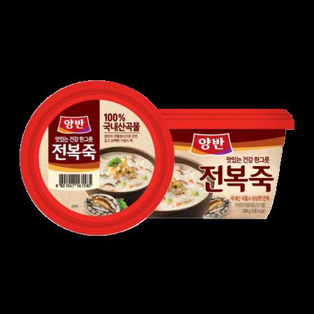 Rice Porridge with Abalone 10.16oz(288g)
