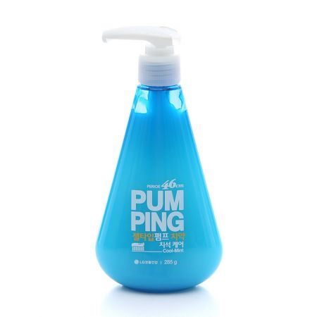 Pumping Toothpaste Spearmint 1 Ea