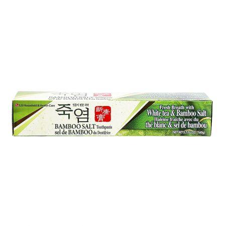 Bamboo Salt Toothpaste 5.7oz(160g)