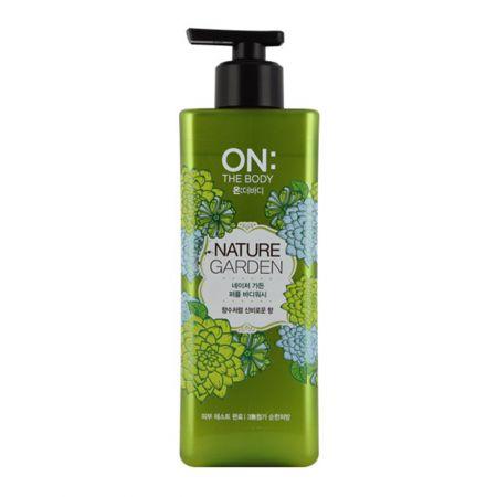ON THE BODY Nature Garden Perfume Wash 16.90oz(500ml)
