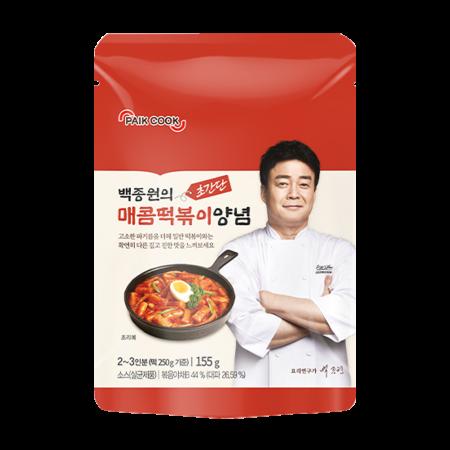 Paik Cook Spicy Topokki Sauce 5.46oz(155g)