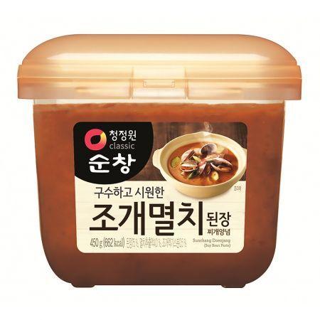 SunChang Soybean Paste Shellfish Anchovy Flavor 15.9oz(450g)