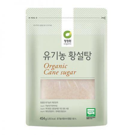 Organic Cane Sugar 1lb(454g)