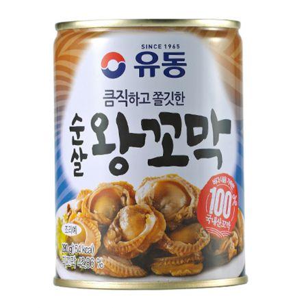 Canned Ark Shell (Kkomak) 9.87oz(280g)