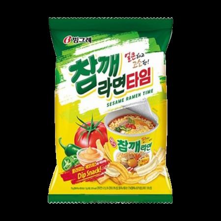 Sesame Ramen Snack 2.46oz(70g)