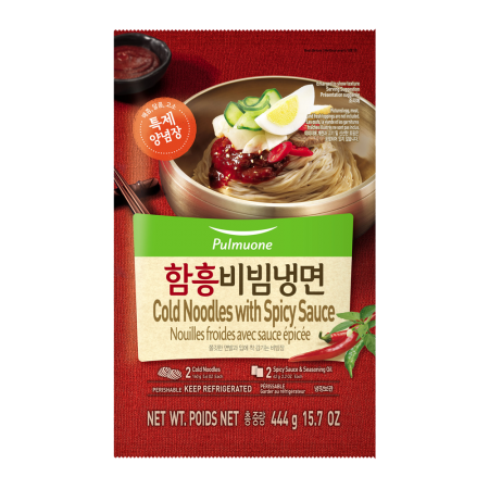 Cold Noodles with Spicy Sauce 15.7oz(444g)