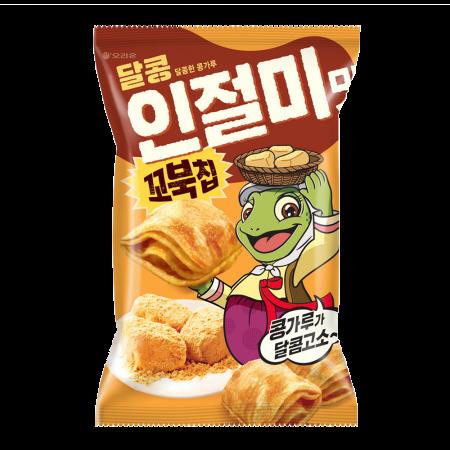 Turtle Chips Injulmi Flavor Big Size 4.79oz(136g)