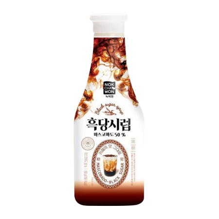 Black Sugar Syrup 1.21lb(550g)
