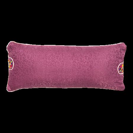 Gabsahansil Pillow Violet 15.74 X 7.87 in