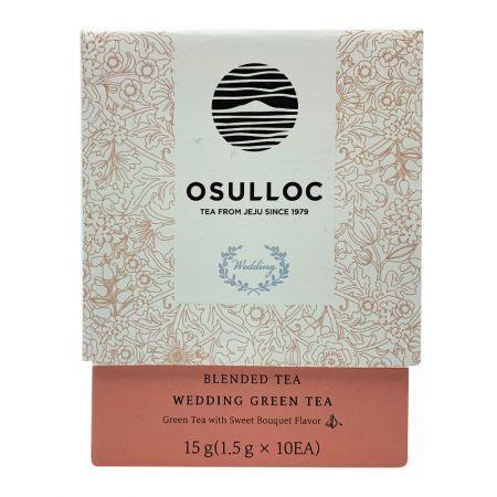 Wedding Green Tea 0.52oz(0.05oz X 10 Tea Bags)