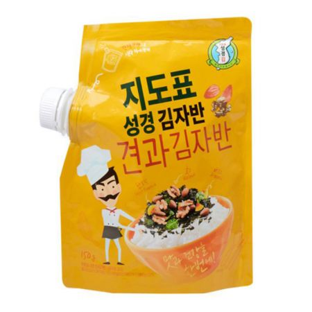 Seasoned Laver with Nuts 5.29oz(150g)