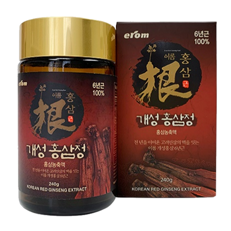 Korean Red Ginseng Extract 8.47oz(240g)