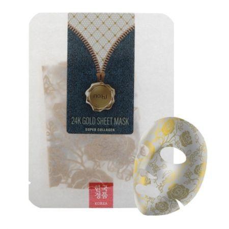 24K Gold Sheet Mask Super Collagen 0.91oz(26g)