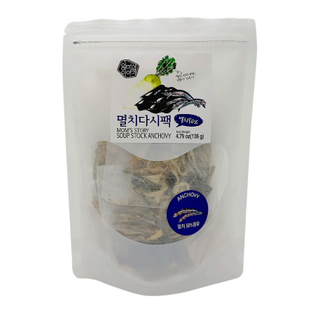 Soup Stock Anchovy 4.79oz(136g)