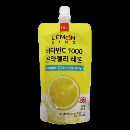 Vitamin C Lemon Jelly 4.39 fl.oz(130ml)
