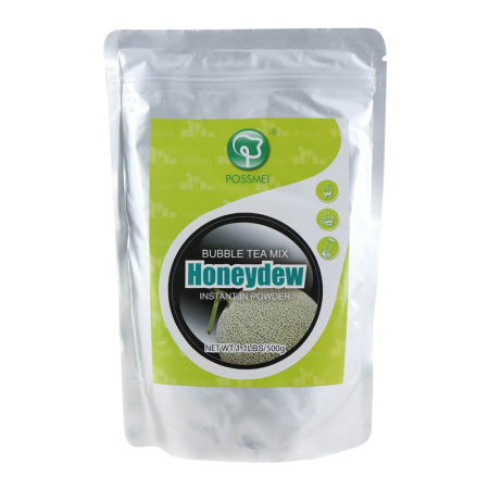 Bubble Tea Mix Instant Powder Honeydew 1.1lb(500g)
