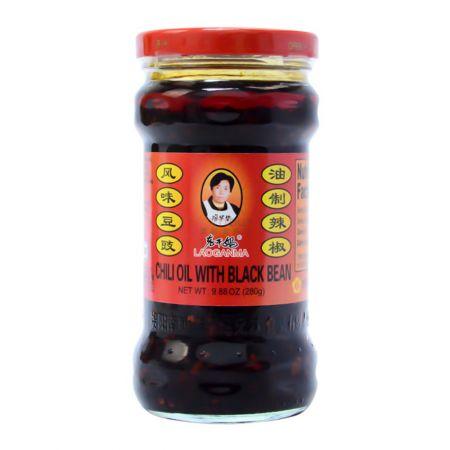 Chili Oil Black Bean 9.87oz(280g)