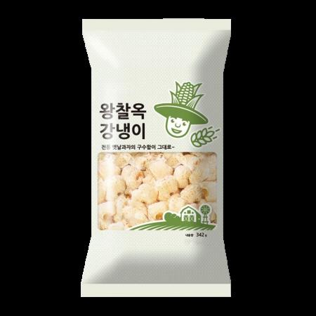 Korean Style Popcorn Snack 12.06oz(342g)