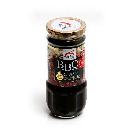 Korean Style BBQ Beef bulgogi sauce 17.6oz(520ml)