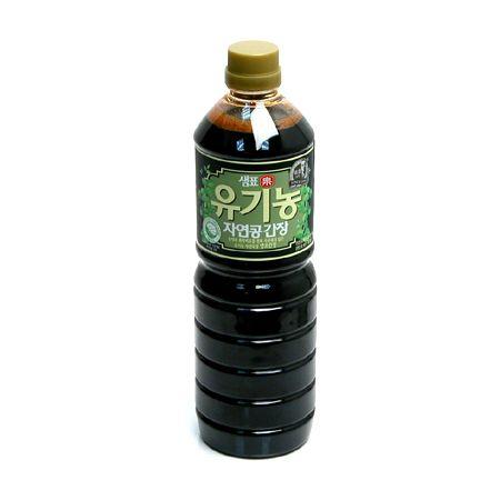 Organic Soy Sauce 31.4oz(930ml)
