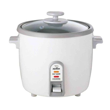 Rice Cooker/Steamer NHS-10 (6 Cups)